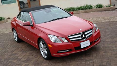 2012 Mercedes-Benz E-Class for sale at Cars-KC LLC in Overland Park KS