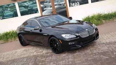 2013 BMW 6 Series for sale at Cars-KC LLC in Overland Park KS