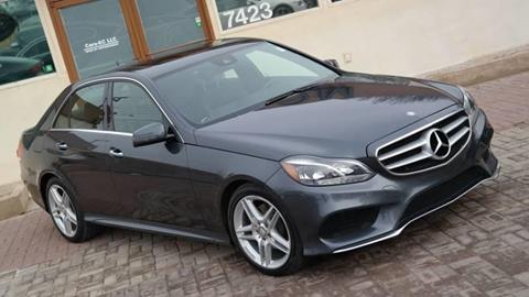 2014 Mercedes-Benz E-Class for sale at Cars-KC LLC in Overland Park KS