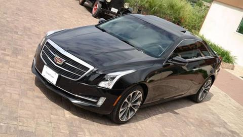 2016 Cadillac ATS for sale at Cars-KC LLC in Overland Park KS