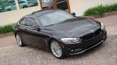2014 BMW 4 Series for sale at Cars-KC LLC in Overland Park KS