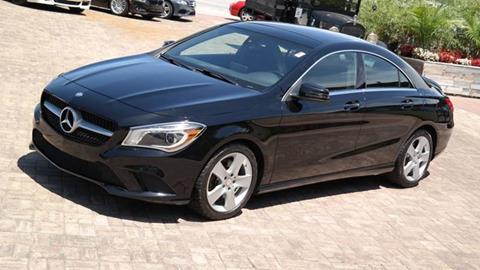 2015 Mercedes-Benz CLA for sale at Cars-KC LLC in Overland Park KS