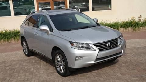 2014 Lexus RX 350 for sale at Cars-KC LLC in Overland Park KS
