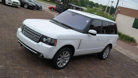2012 Land Rover Range Rover for sale at Cars-KC LLC in Overland Park KS