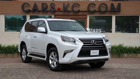 2014 Lexus GX 460 for sale at Cars-KC LLC in Overland Park KS