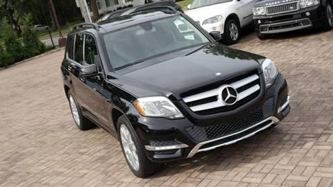 2013 Mercedes-Benz GLK for sale at Cars-KC LLC in Overland Park KS