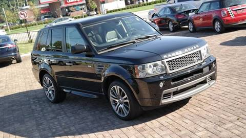 2009 Land Rover Range Rover Sport for sale at Cars-KC LLC in Overland Park KS