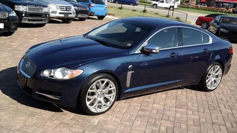 2009 Jaguar XF for sale at Cars-KC LLC in Overland Park KS