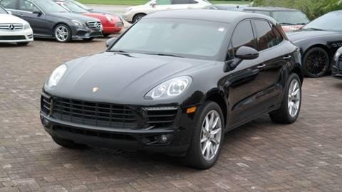 2015 Porsche Macan for sale at Cars-KC LLC in Overland Park KS