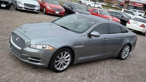 2014 Jaguar XJ for sale at Cars-KC LLC in Overland Park KS