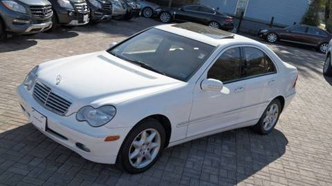 2003 Mercedes-Benz C-Class for sale at Cars-KC LLC in Overland Park KS