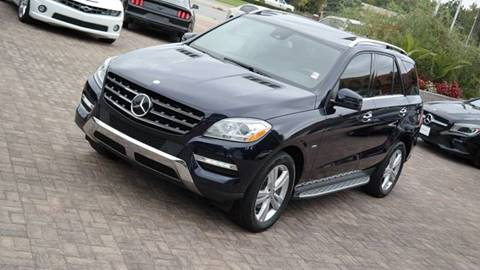 2012 Mercedes-Benz M-Class for sale at Cars-KC LLC in Overland Park KS