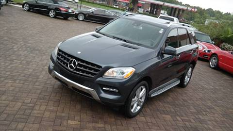 2014 Mercedes-Benz M-Class for sale at Cars-KC LLC in Overland Park KS