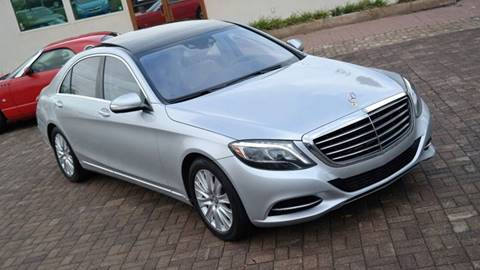 2014 Mercedes-Benz S-Class for sale at Cars-KC LLC in Overland Park KS