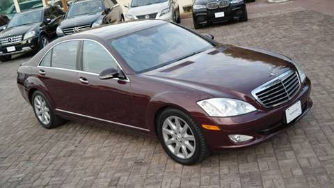 2007 Mercedes-Benz S-Class for sale at Cars-KC LLC in Overland Park KS