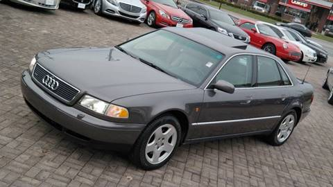 1999 Audi A8 for sale at Cars-KC LLC in Overland Park KS