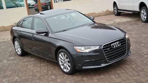 2015 Audi A6 for sale at Cars-KC LLC in Overland Park KS