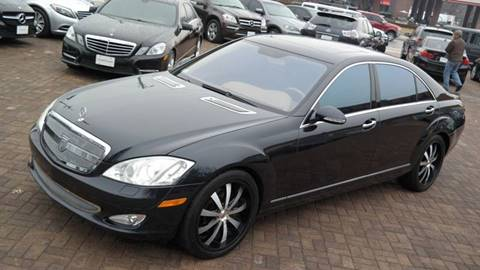 2008 Mercedes-Benz S-Class for sale at Cars-KC LLC in Overland Park KS