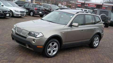 2008 BMW X3 for sale at Cars-KC LLC in Overland Park KS
