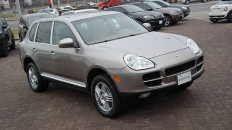 2004 Porsche Cayenne for sale at Cars-KC LLC in Overland Park KS
