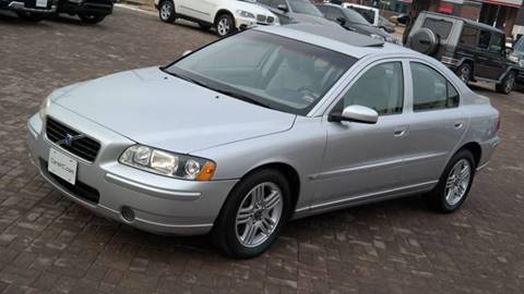 2005 Volvo S60 for sale at Cars-KC LLC in Overland Park KS