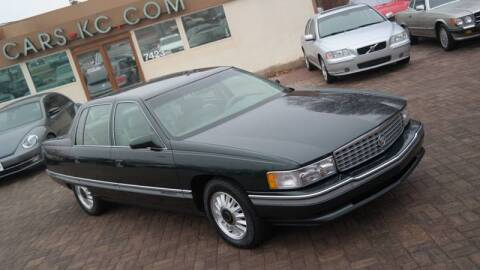 1994 Cadillac DeVille for sale at Cars-KC LLC in Overland Park KS