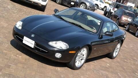 2002 Jaguar XK-Series for sale at Cars-KC LLC in Overland Park KS