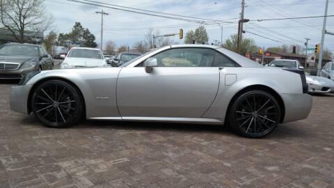 2004 Cadillac XLR for sale at Cars-KC LLC in Overland Park KS