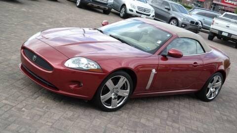 2008 Jaguar XK-Series for sale at Cars-KC LLC in Overland Park KS