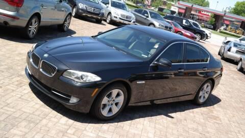 2013 BMW 5 Series for sale at Cars-KC LLC in Overland Park KS