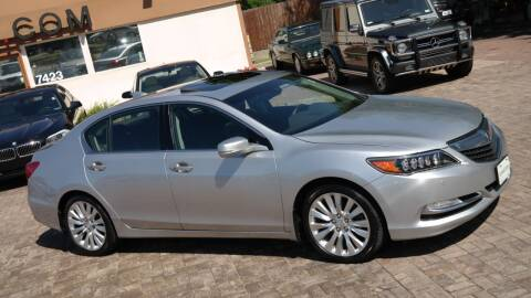 2014 Acura RLX for sale at Cars-KC LLC in Overland Park KS