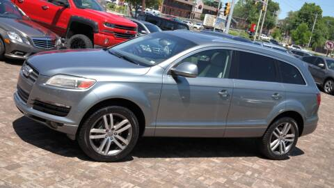 2008 Audi Q7 for sale at Cars-KC LLC in Overland Park KS