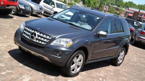 2010 Mercedes-Benz M-Class for sale at Cars-KC LLC in Overland Park KS