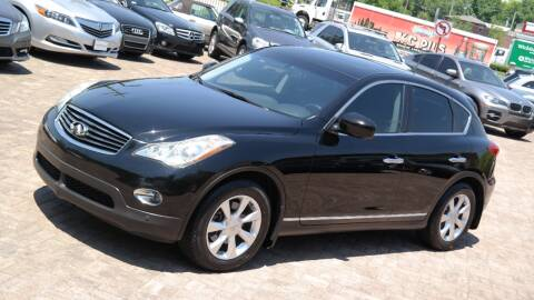2010 Infiniti EX35 for sale at Cars-KC LLC in Overland Park KS