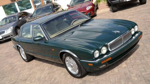 1996 Jaguar XJ-Series for sale at Cars-KC LLC in Overland Park KS