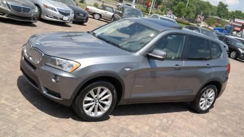 2014 BMW X3 for sale at Cars-KC LLC in Overland Park KS