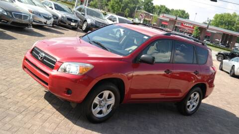 2008 Toyota RAV4 for sale at Cars-KC LLC in Overland Park KS