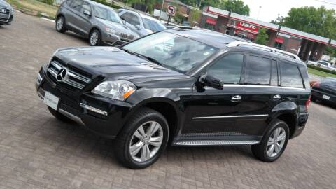 2012 Mercedes-Benz GL-Class for sale at Cars-KC LLC in Overland Park KS