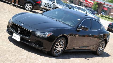 2014 Maserati Ghibli for sale at Cars-KC LLC in Overland Park KS