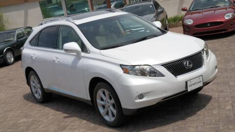 2012 Lexus RX 350 for sale at Cars-KC LLC in Overland Park KS