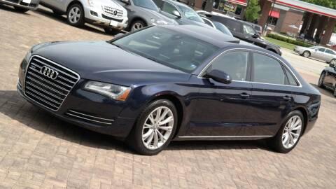 2011 Audi A8 L for sale at Cars-KC LLC in Overland Park KS