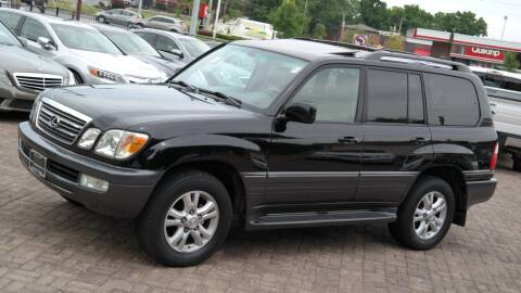 2004 Lexus LX 470 for sale at Cars-KC LLC in Overland Park KS