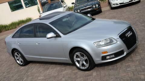 2009 Audi A6 for sale at Cars-KC LLC in Overland Park KS