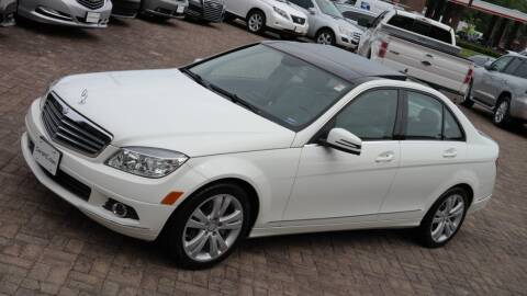 2010 Mercedes-Benz C-Class for sale at Cars-KC LLC in Overland Park KS