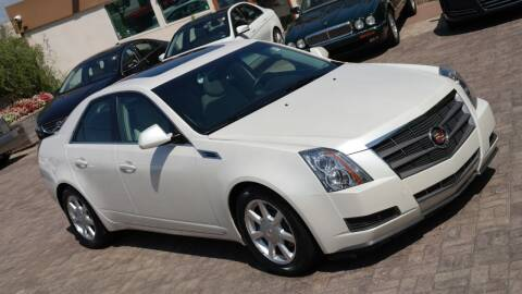 2008 Cadillac CTS for sale at Cars-KC LLC in Overland Park KS