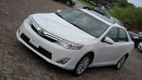 2012 Toyota Camry for sale at Cars-KC LLC in Overland Park KS