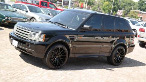 2008 Land Rover Range Rover Sport for sale at Cars-KC LLC in Overland Park KS