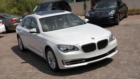 2013 BMW 7 Series for sale at Cars-KC LLC in Overland Park KS