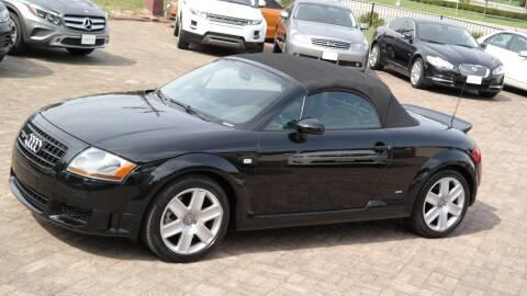 2004 Audi TT for sale at Cars-KC LLC in Overland Park KS