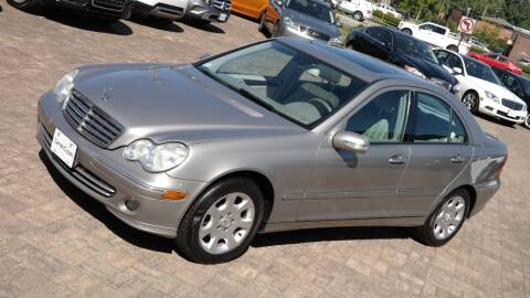2006 Mercedes-Benz C-Class for sale at Cars-KC LLC in Overland Park KS